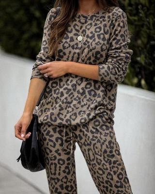 Schlafanzug Damen Leopardenmuster | Schiesser Pyjama Online Shop_5