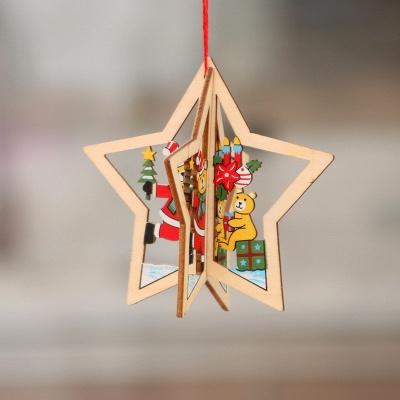 10 Stück Sächsischer Weihnachtsbaumschmuck | ausgefallener Christbaumschmuck_5