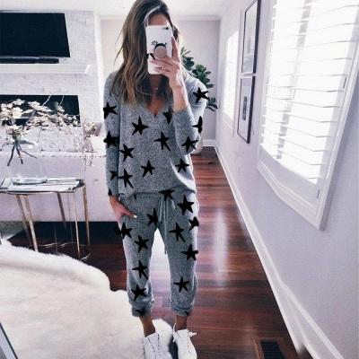 Schiesser Damen Schlafanzug | Pyjama Damen Winter