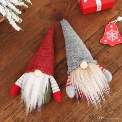 10 pieces Christmas tree decorations red Unusual Christmas tree decorations_6