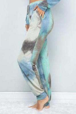 Warm winter pajamas women | Nursing pajamas long sleeves_3