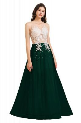 Designer Abendkleider | Abendkleid Lang Rosa_4