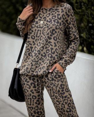 Schlafanzug Damen Leopardenmuster | Schiesser Pyjama Online Shop_3