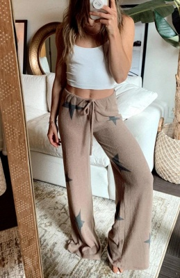 Schlafanzug Grau Damen | nNachtwäsche Online Kaufen_5