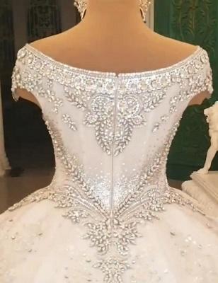 Brautkleid Vintage Lange Ärmel | Hochzeitskleid Tüll Prinzessin_4