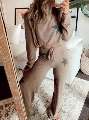 Schlafanzug Grau Damen | nNachtwäsche Online Kaufen_2