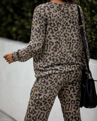 Schlafanzug Damen Leopardenmuster | Schiesser Pyjama Online Shop_6