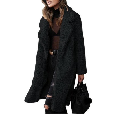 Warm women's coat winter | Elegant women's long jackets_2