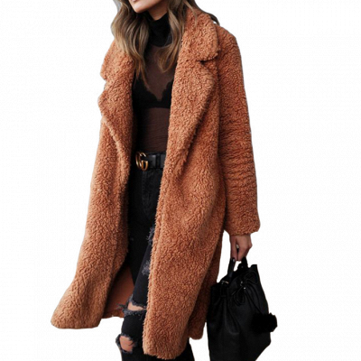 Warm women's coat winter | Elegant women's long jackets_6
