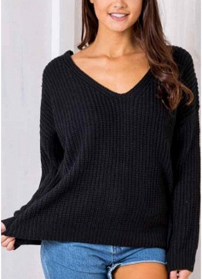 Black Pullover Swwetshirt Buy Cheap Online_1