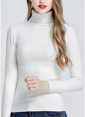 Sweatshirt gray | Knit sweaters women cheap online_1