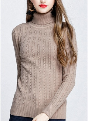 Sweatshirt gray | Knit sweaters women cheap online_2