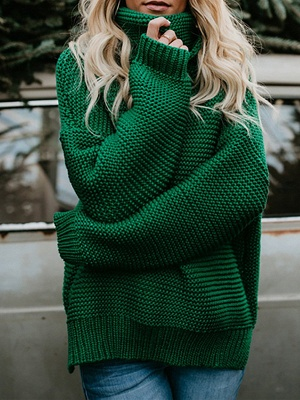Green sweater women | Hoodie printing on sweatshirt_7