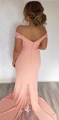 Elegant evening dresses long with lace beautiful evening dress chiffon cheap_3