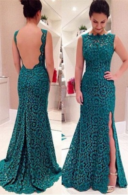 Turkish Prom Dresses Evening Dresses Long Lace Mermaid Prom Dresses Online_1