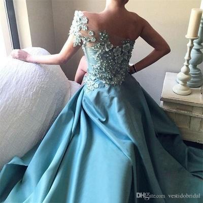 Turkish Evening Dresses Online Shop Chiffon Lace Prom Dresses Online_3