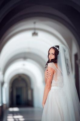 Neue Etuikleider Brautkleider Weiß Mit Spitze Organza Brautmoden Hochzeitskleider_2