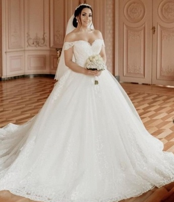Wedding Dresses A Line Cheap | White Wedding Dresses Online_1