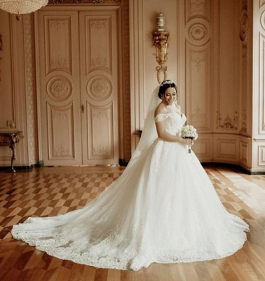 Wedding Dresses A Line Cheap | White Wedding Dresses Online_3