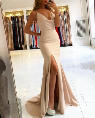 Designer Evening Dresses Long Cheap | Prom dresses evening wear online_1