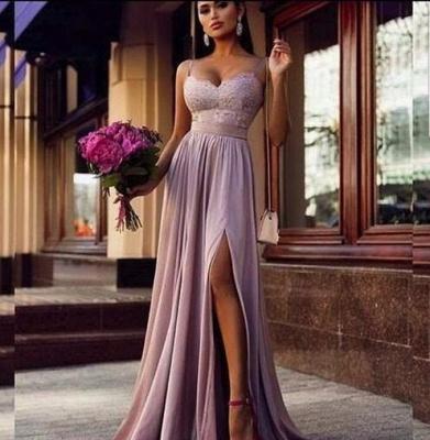 Elegante Abendkleider Lang Günstig Mit Spitze Schnitz Abendmoden Abiballkleider_2