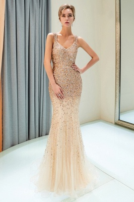 Modern prom dresses long cheap evening wear online_6