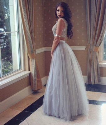 Sibler prom dresses 2 dividers beaded tulle long evening wear prom dresses_2