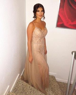 Luxus Abendkleider Lang Online | Elegante Abendmoden Abiballkleider Kaufen_4