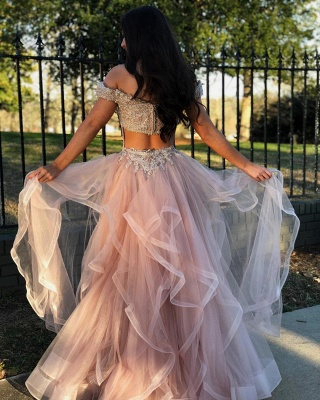 Designer Evening Dresses Long Cheap | Prom dresses with lace_2