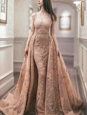 Luxury Evening Dresses Online Long Cheap Prom Dresses Lace_2