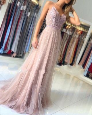 Designer Abendkleider Mit Spitze | Abiballkleider Lang Online Kaufen_1
