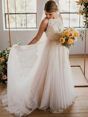Designer wedding dresses with lace simple wedding dresses cheap_1