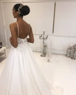Designer wedding dresses white | Wedding dresses with lace online_2