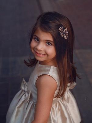 Süß Blumenmädchenkleider Kurz | Kinder Hochzeitskleider Günstig Online_4