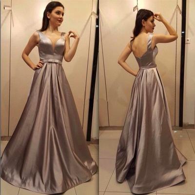 Cheap Evening Dresses Online Straps A Line Evening Dresses Party Dresses_2