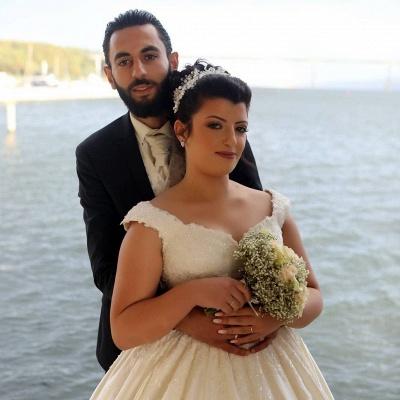 Elegante Hochzeitskleider für Schwangere | Brautkleider Große Größen_5