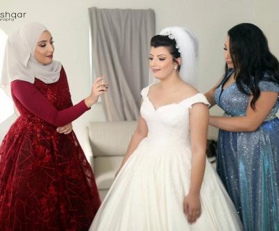 Elegante Hochzeitskleider für Schwangere | Brautkleider Große Größen_3