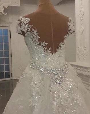 Luxus Brautkleider A Linie | Hochzeitskleider online Kaufen_4