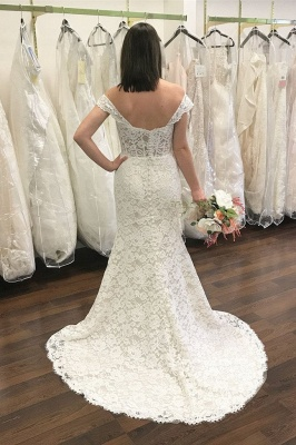 Designer wedding dresses mermaid | Lace Wedding Dresses Cheap Online_2