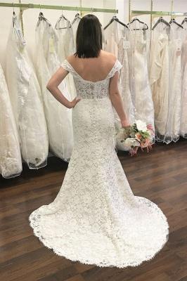 Designer Brautkleider Meerjungfrau | Spitze Hochzeitskleider Günstig Online_2