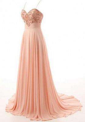 Elegant Evening Dresses Online Cheap | Chiffon dresses long summer_1