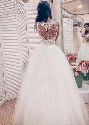 Designer Brautkleider mit Spitze | Prinzessin Hochzeitskleider Online_3