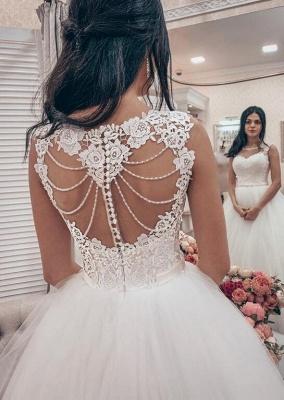 Designer Brautkleider mit Spitze | Prinzessin Hochzeitskleider Online_2