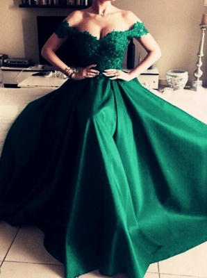 Elegant evening dresses long green | Black Evening Wear Red Online_1