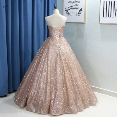 Fashion evening dresses with glitter | Buy princess evening wear online_3