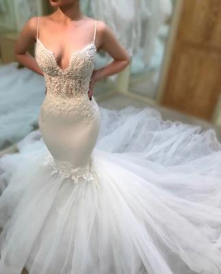 Fashion Brautkleid Meerjungfrau | Hochzeitskleid Günstig Online_2