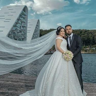Elegante Hochzeitskleider Große Größen | A Linie Brautkleid Übergröße_3