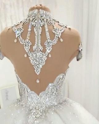 Elegante Hochzeitskleider Mit Spitze | Brautkleid Luxus Online_3