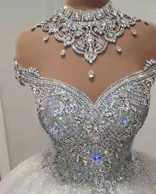 Elegante Hochzeitskleider Mit Spitze | Brautkleid Luxus Online_4