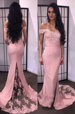 Evening dresses long cheap online with lace chiffon long prom dresses online_2